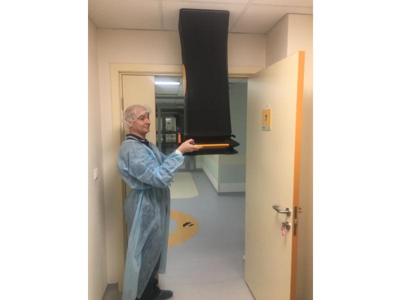 Сервисное обслуживание вентиляции чистых помещений