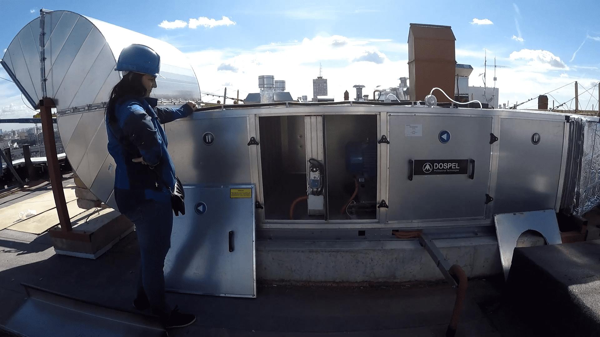 Индивидуальное испытание оборудования вентиляции снип
