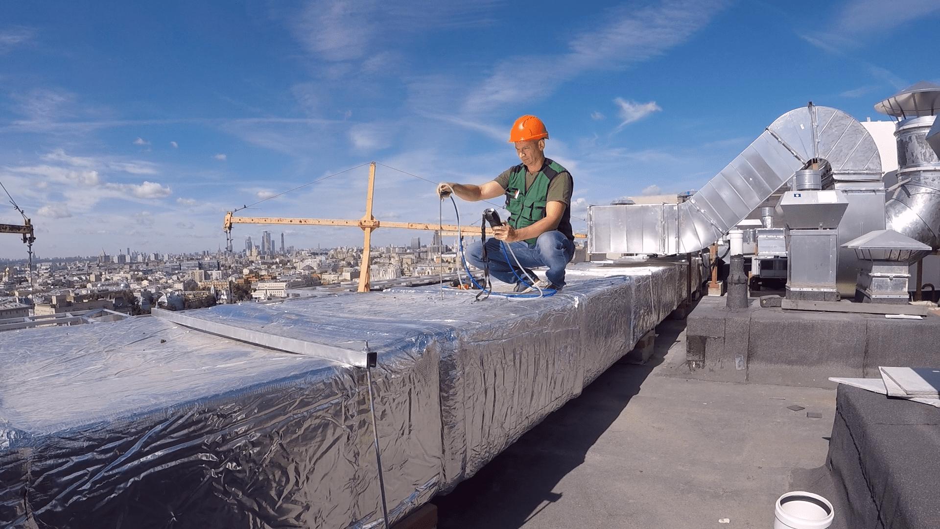 Индивидуальные испытания систем вентиляции и кондиционирования