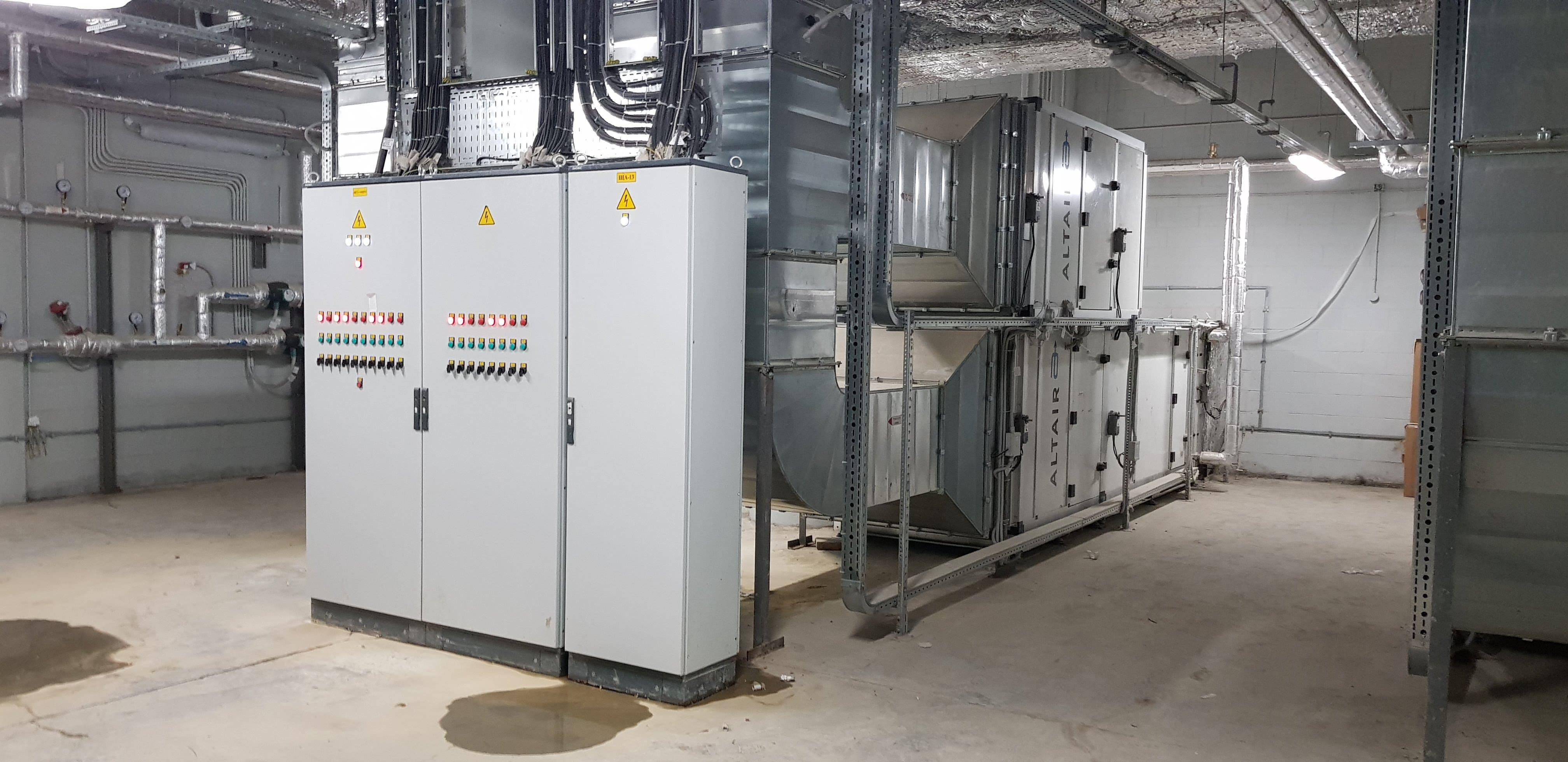 Испытание систем вентиляции: практические указания