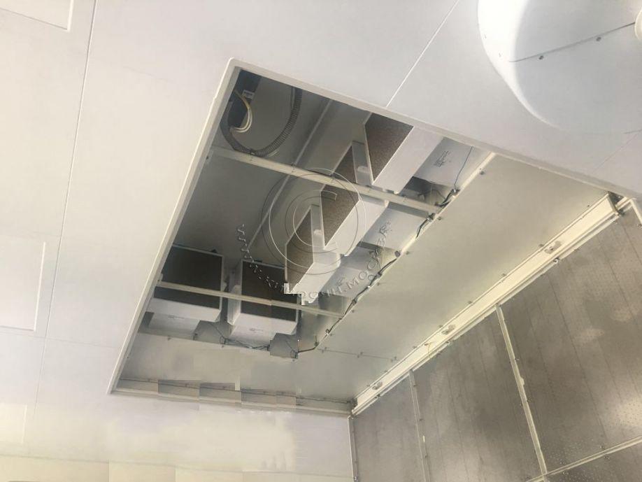 Фильтры высокой эффективности в чистых помещениях