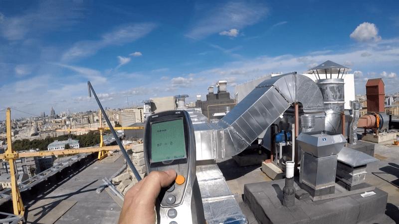 Современные системы приточно-вытяжной вентиляции