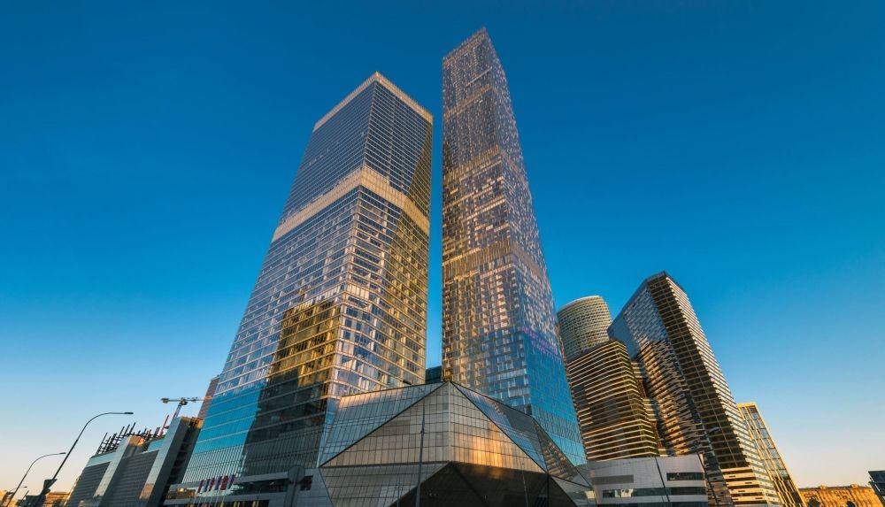 Наладка вентиляционных систем Moscow City