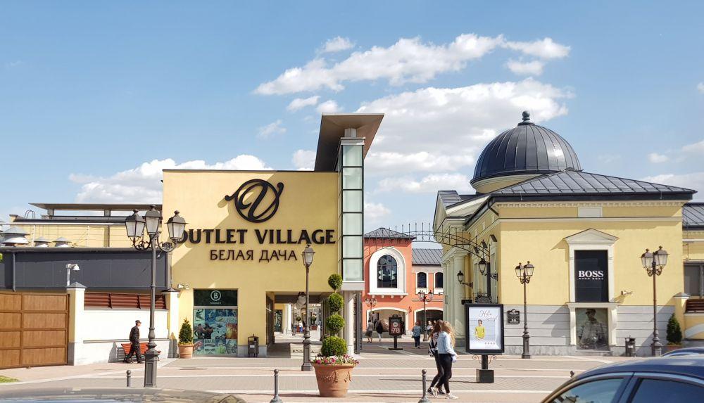 Сдача вентиляции собственнику Outlet Village