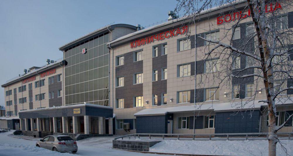 Сургутская ОКБ оценка микроклимата.