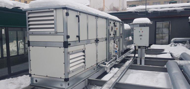Требования к проектированию систем вентиляции